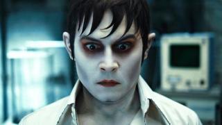 Johnny Depp as Barnabas Collins in 'Dark Shadows'