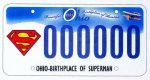 Superman-License-Plate