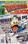 The cover of Howard the Duck #1.