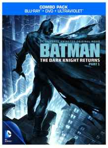 Box Art for The Dark Knight Returns, Part 1