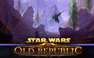 Bioware's &quot;Star Wars: The Old Republic&quot; debuted in Octoboer of 2010.