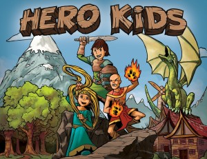 Hero Kids - Cover 3 Land - Resized