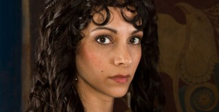 Sonita Henry stars as Medea on SyFy Channel's 'Olympus'.