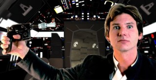 A young Han Solo standalone film blasts into theaters May 25th, 2018.