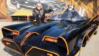 George Barris created the original Batmobile in a mere 15 days.
