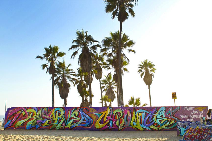 Fall Pictures For Wallpaper Free Preserved Chronicles Venice Beach Graffiti Portfolio