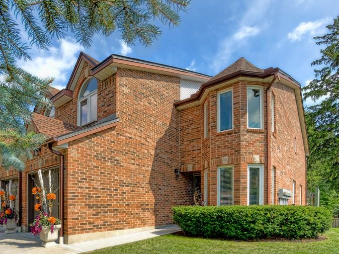 brick siding executive luxury townhome one marilyn 32 image