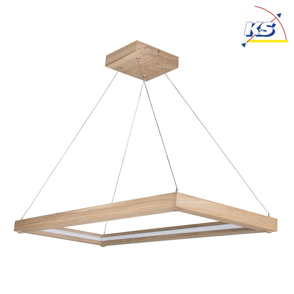 Led Pendelleuchte Holz Ks Sl Hd6 84 X 39 X 110cm In And Out Version