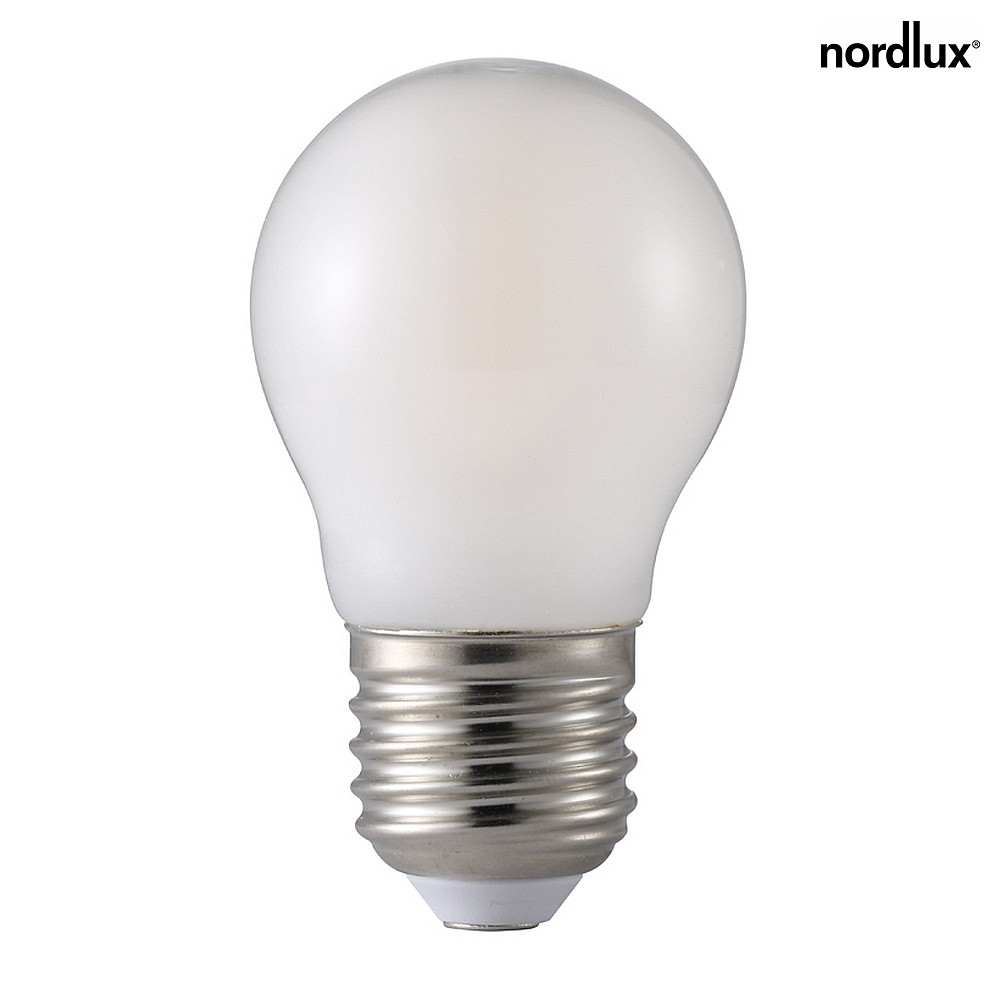 Led Dimmbar E27 Nordlux Led Filament Mini Globe Dimmbar E27 4 8w 2700k 470lm 360 Ø 4 5cm Höhe 7 9cm Matt