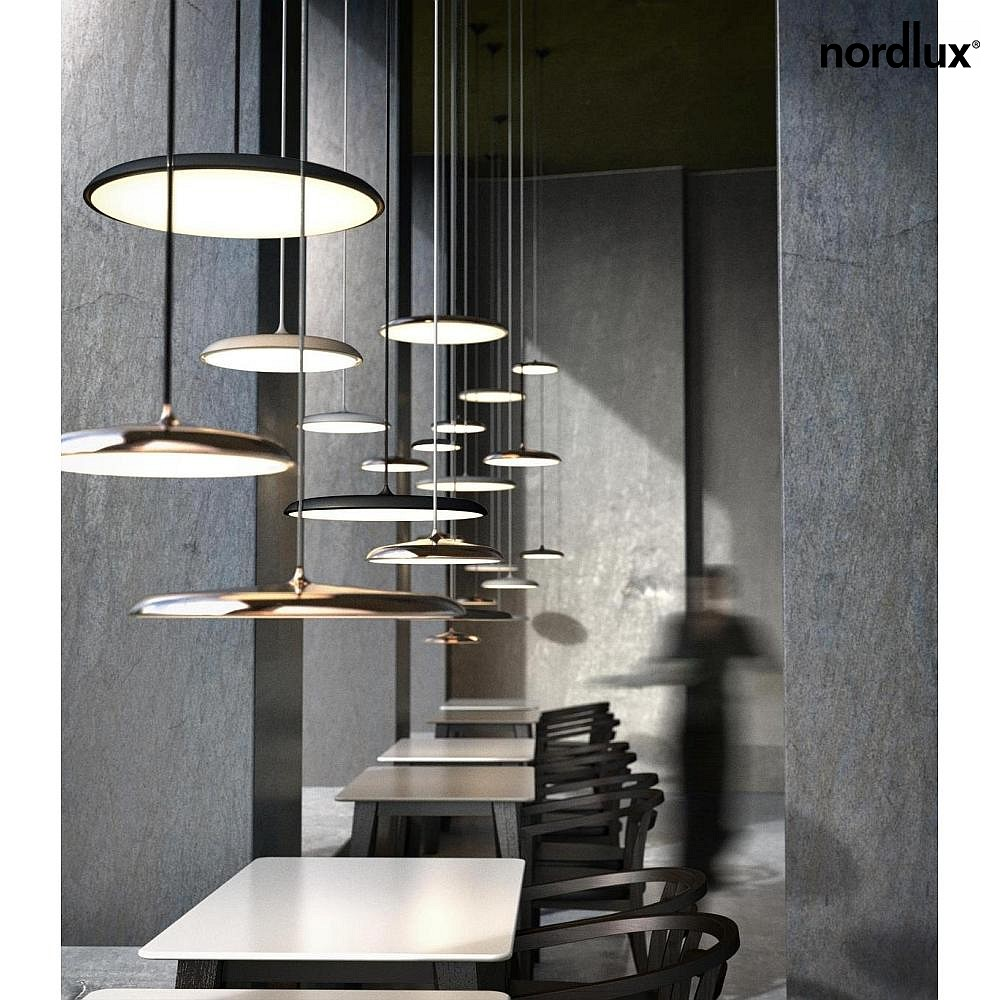 Spot Led Design Design For The People By Nordlux Led-pendelleuchte Artist