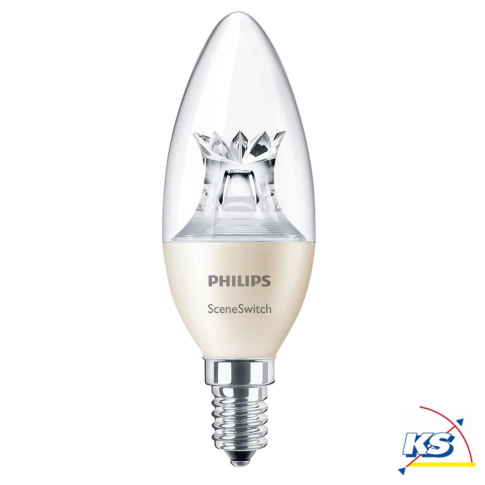 E14 Dimmbar Philips Led Lampe Scene Switch B38 E14 Dimmbar Ohne Dimmer In 3 Stufen