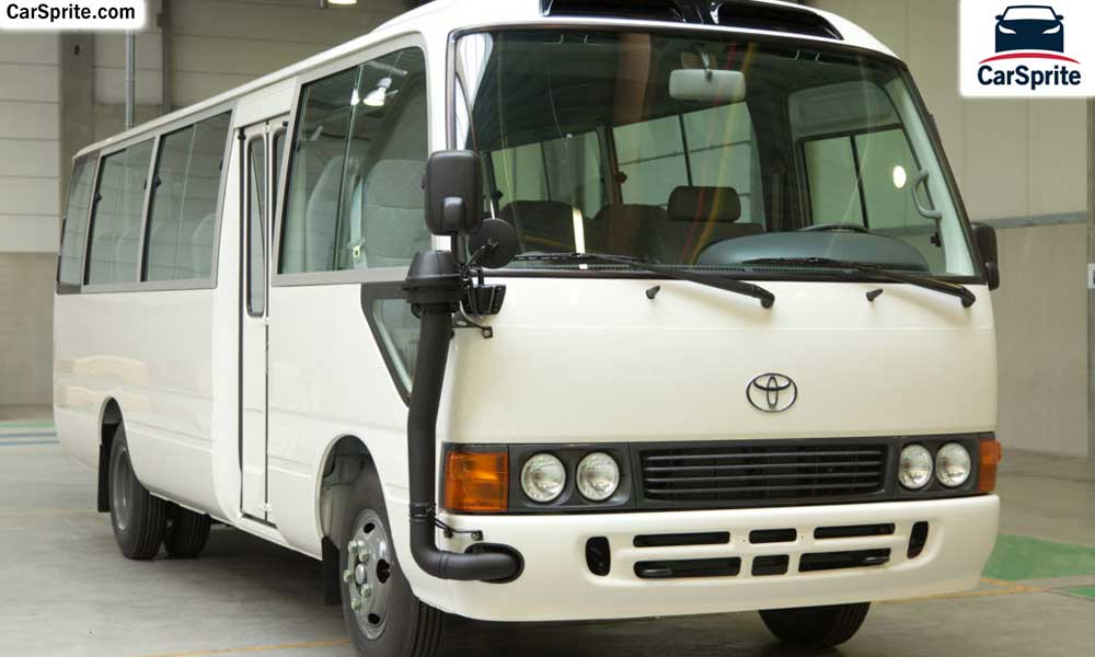 toyota coaster 2018 prices and specifications in saudi arabia