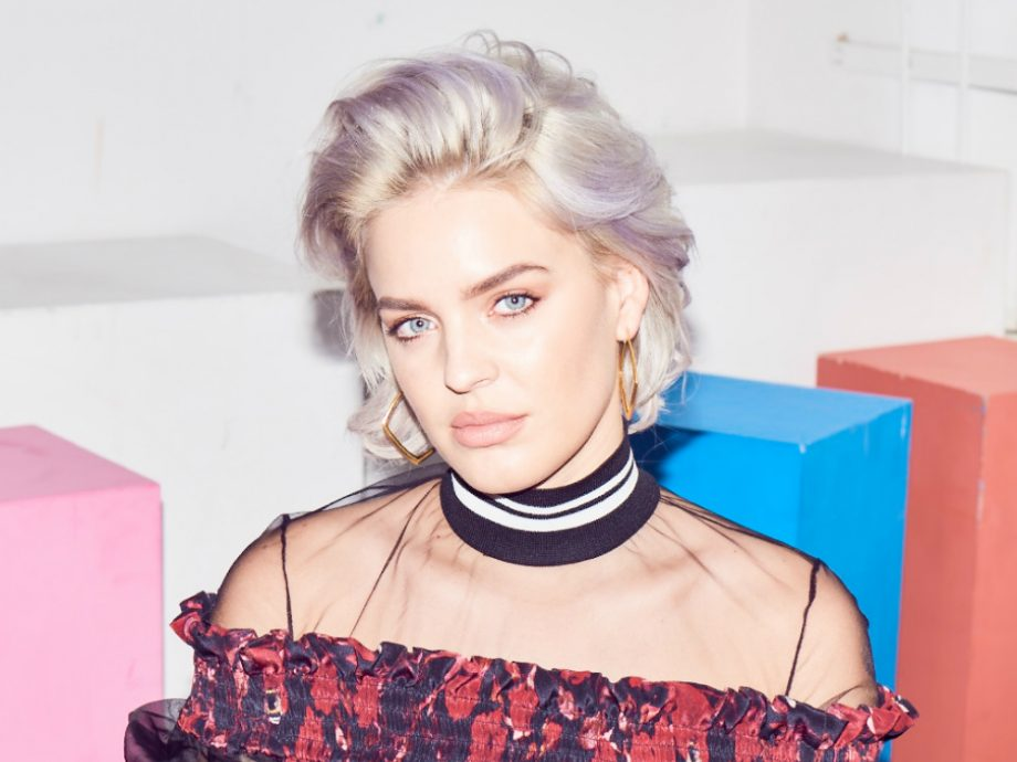 Fire Wallpaper Hd Watch What Happened When We Asked Popstar Anne Marie To