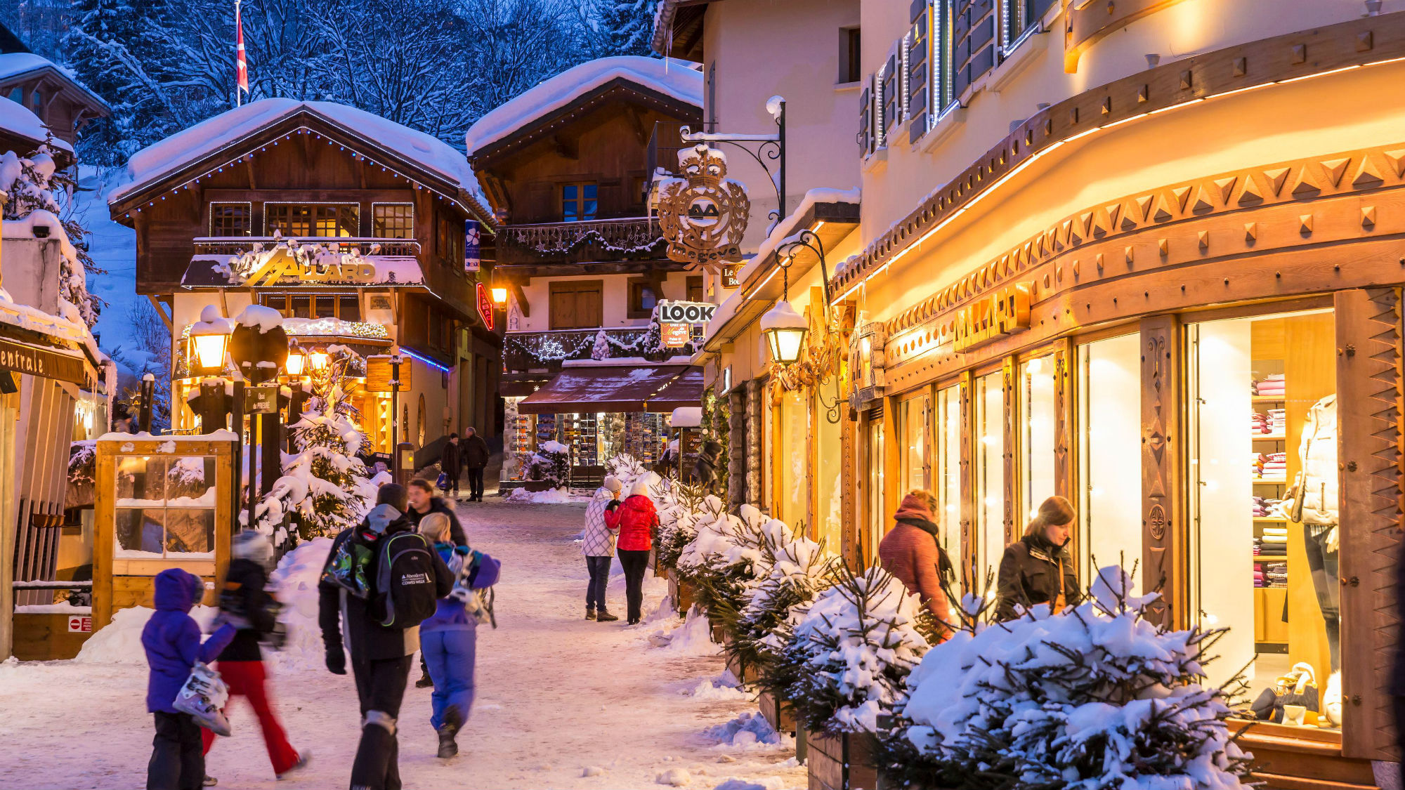 Office Tourisme Megeve Megeve Guide For A Ski Weekend In The French Alps