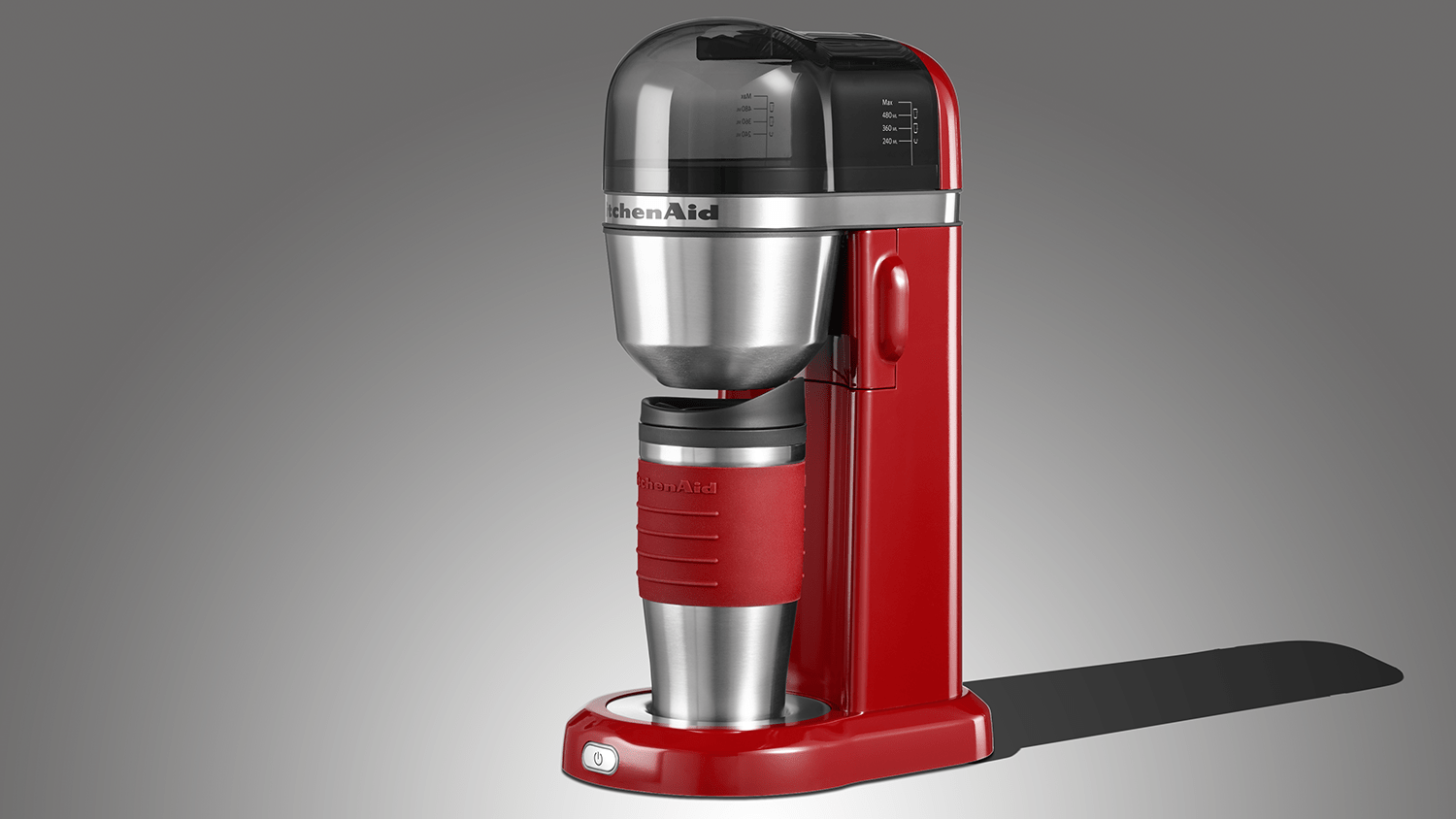 Kitchenaid Kaffeemaschine To Go Kitchenaid Personal Coffee Maker Review Trusted Reviews