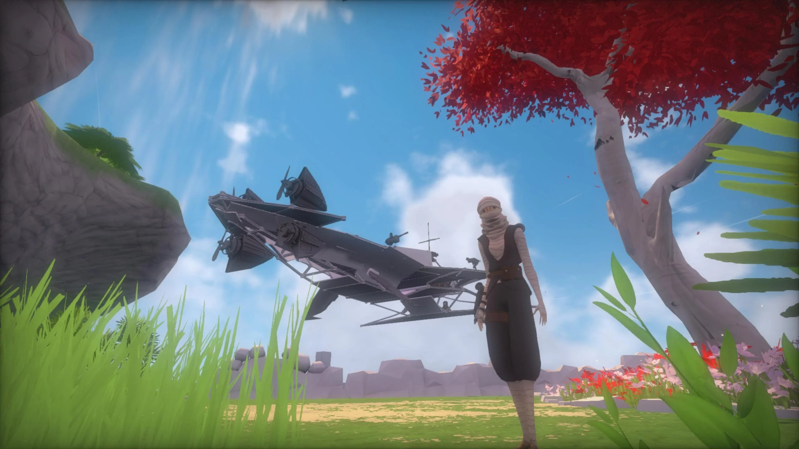 Nintendo Wallpaper Iphone X Worlds Adrift Is A Physics First Mmo Like Nothing You Ve