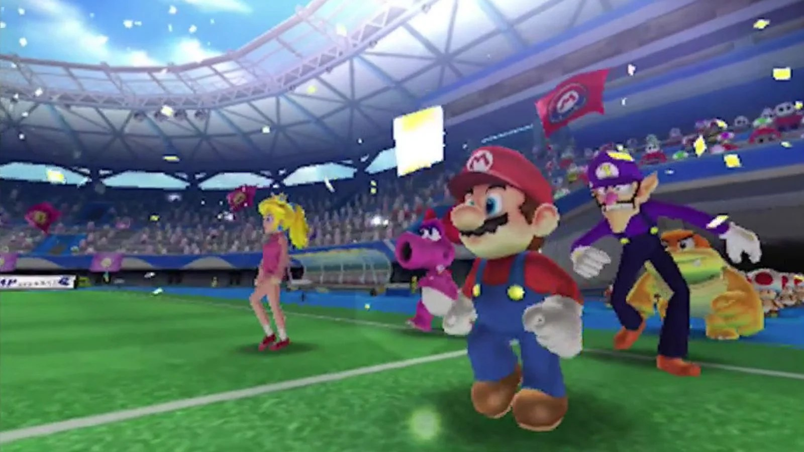 3d Wallpaper For Desktop Icon Mario Sports Superstars Review Trusted Reviews