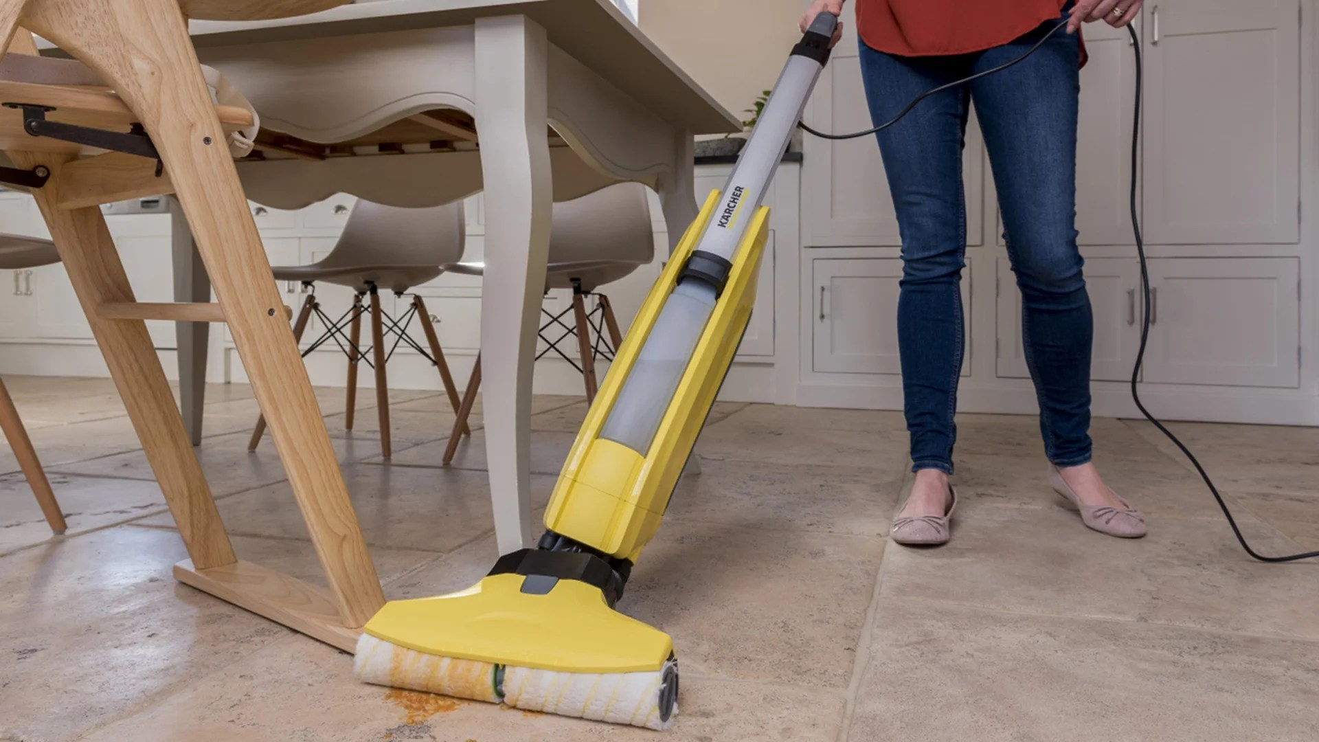 Laminat Roller Karcher Fc5 Hard Floor Cleaner Review Trusted Reviews