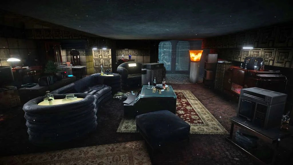 Kitchen Design Software For Pc Blade Runner 9732 Lets You Explore Deckard's Apartment In