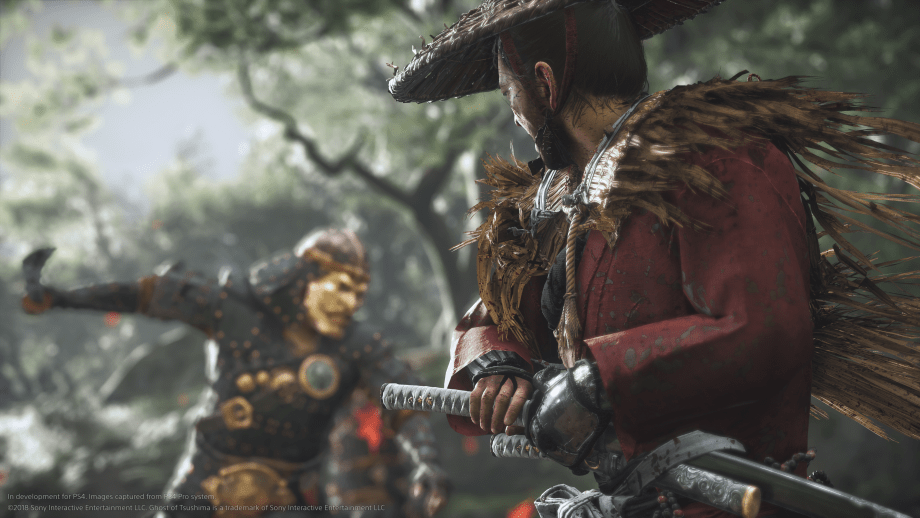 Japan Hd Wallpaper Ghost Of Tsushima Preview Release Date Trailers