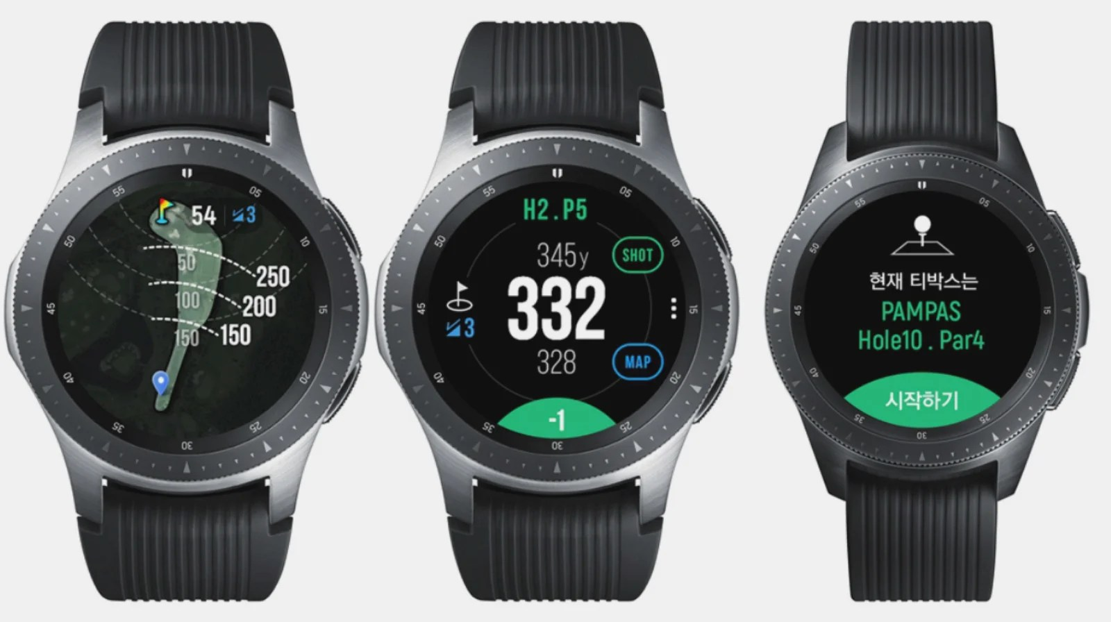 Esszimmer Rio Samsung Galaxy Watch Golf Edition Is Here But It S A Double Bogey