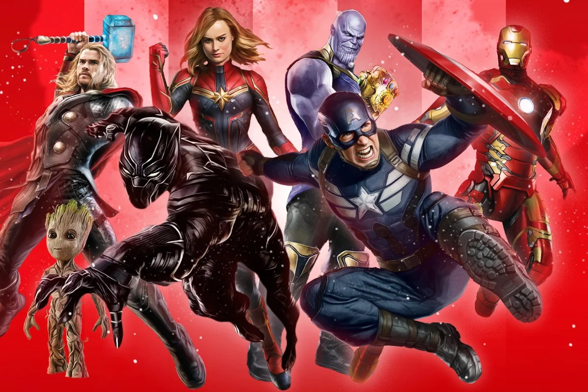 Movel Moveis The Definitive Ranking Of The Marvel Cinematic Universe Movies