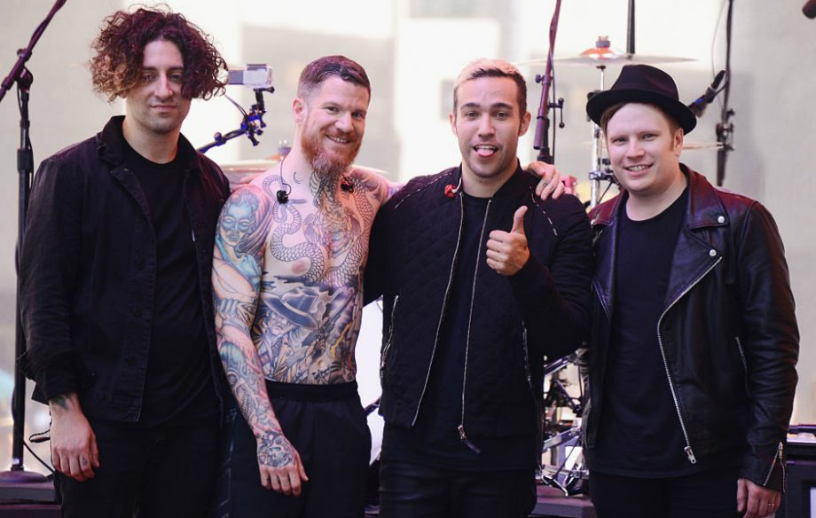 Fall Out Boy Mania Wallpaper Fall Out Boy Share Cryptic Video Teasing New Project Nme