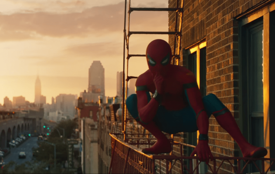 Atlanta Iphone X Wallpaper Spider Man Homecoming Release Date Trailers Cast And