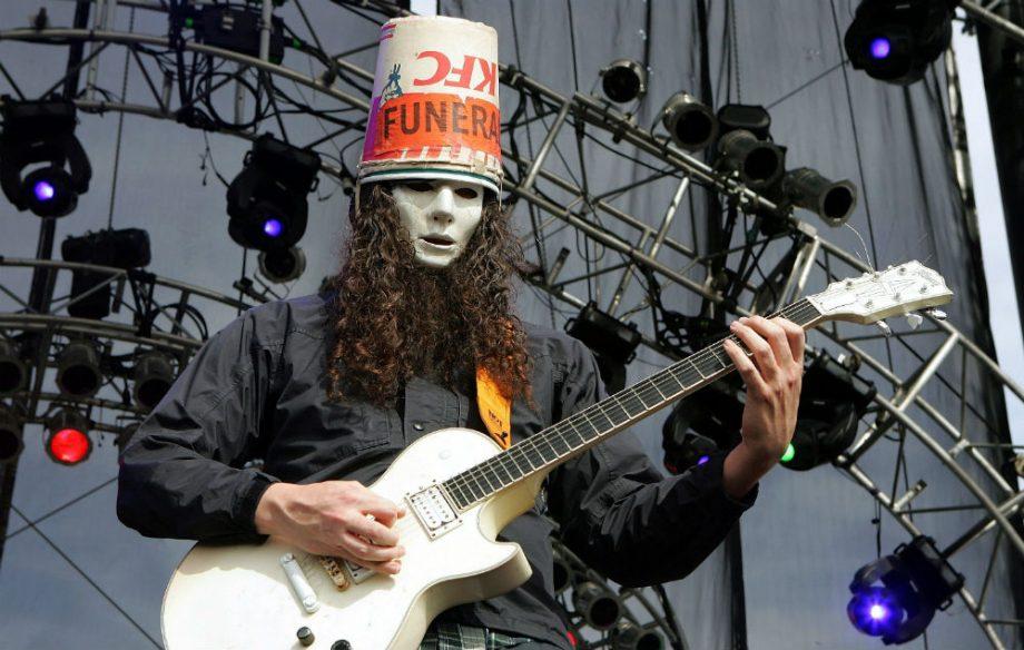 Funny Facebook Wallpaper Quotes Ex Guns N Roses Guitarist Buckethead Reveals Heart