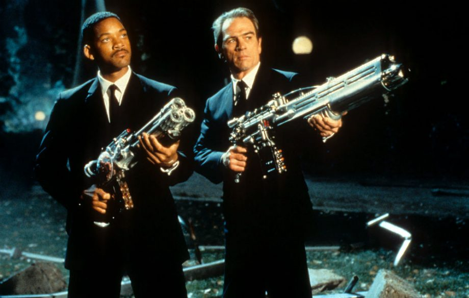 New 39men In Black39 Movie Close To Securing Director Nme