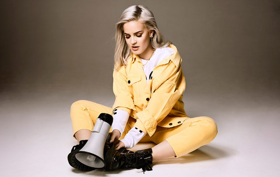 Girl Genius Wallpaper Soundtrack Of My Life Anne Marie Nme