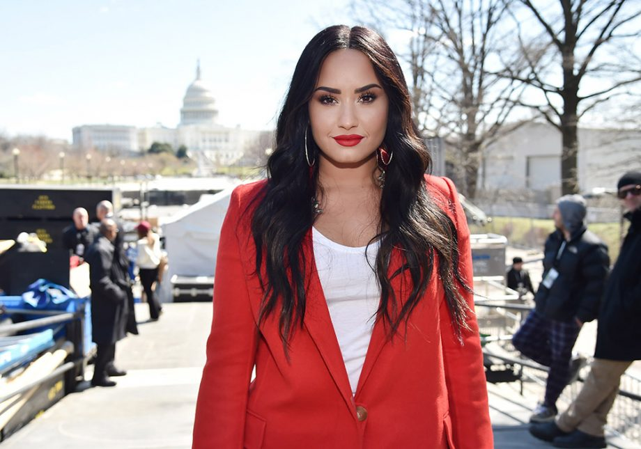 Pop Is Not A Dirty Word Demi Lovato told us about her relapse How