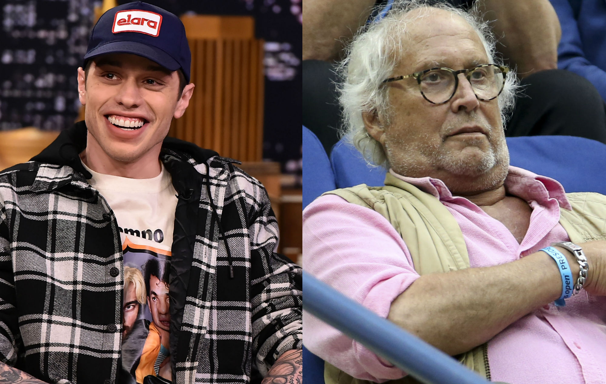 Part Douche Pete Davidson Hits Out At