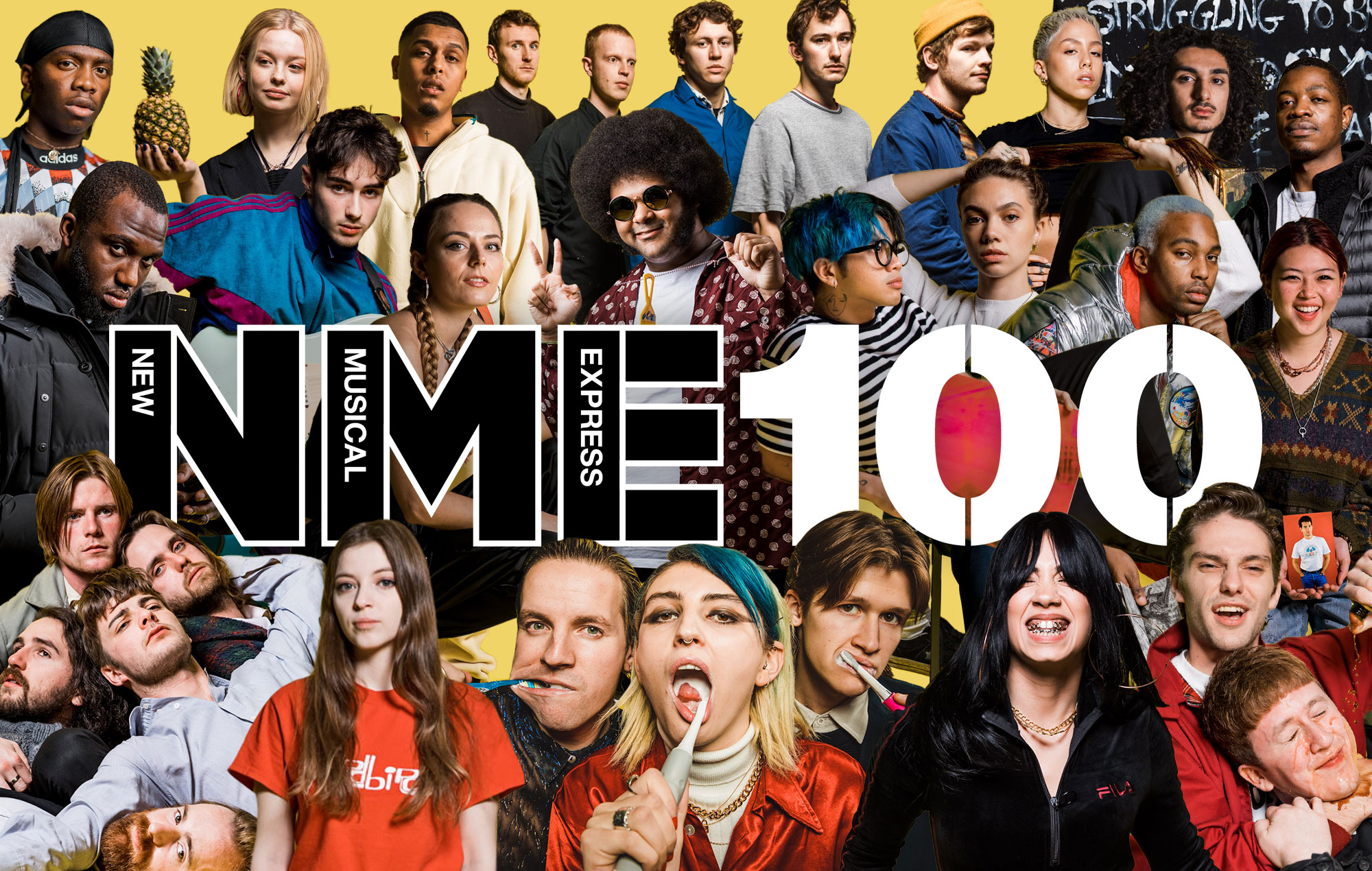 Bad Modern Rock Bands The Nme 100 Essential New Artists For 2019 Nme