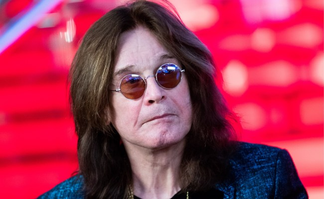 Ozzy Osbourne Is Now Breathing On His Own After Pneumonia Scare