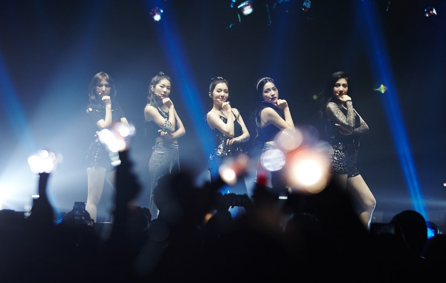 Red Velvet\u0027s game-changing New Jersey show was a victory for the women of K-pop