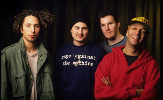 Rage Against The Machine S Reunion And 2020 Tour Is