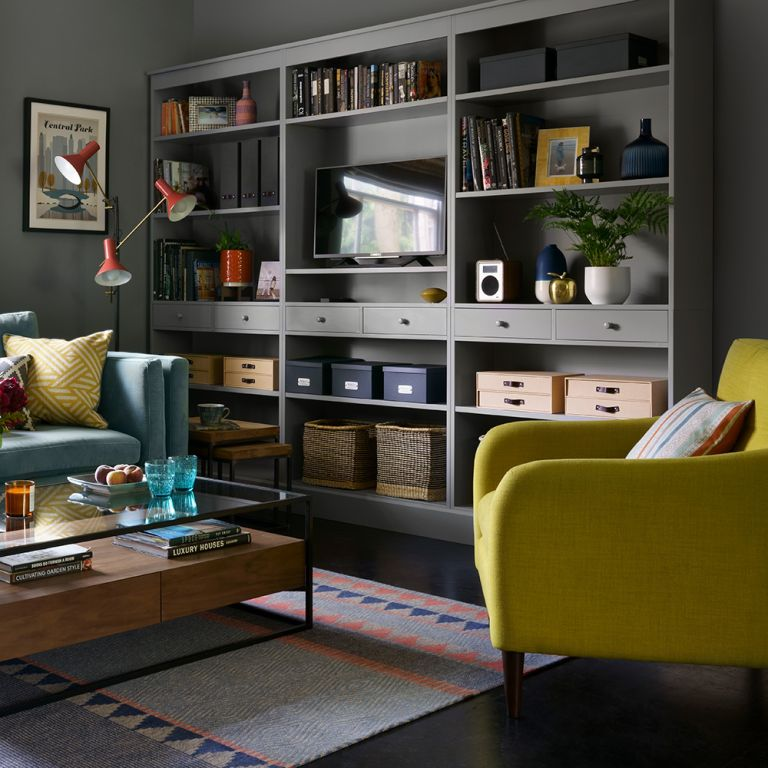 Storage Solutions Storage Solutions For Small Spaces Ideal Home