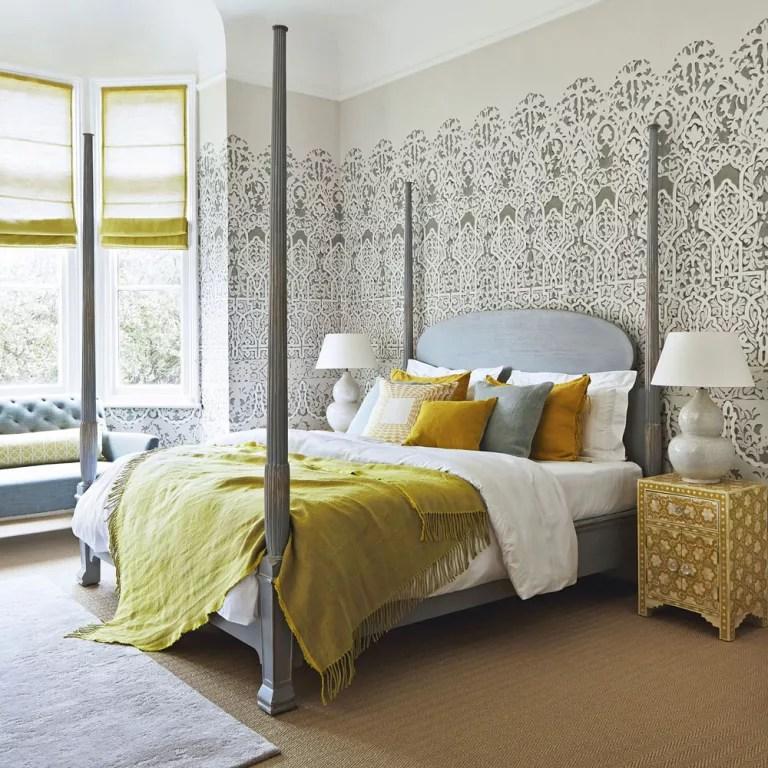 Bedroom wallpaper ideas  bedroom wallpaper designs