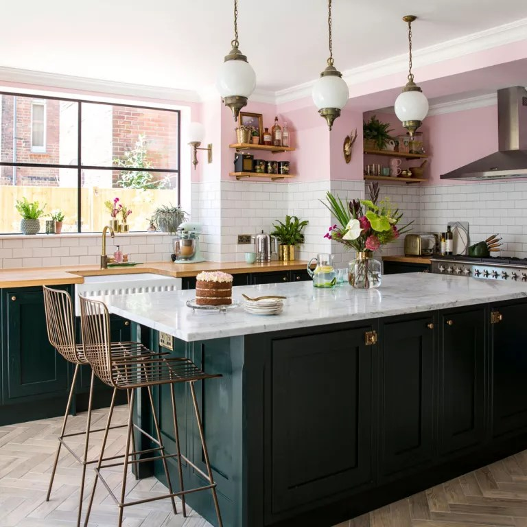 Kitchen Ideas Colours Green Kitchen Ideas Best Ways To Redecorate With Green In Your Home