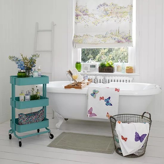 Vintage bathroom ideas Ideal Home - vintage bathroom ideas