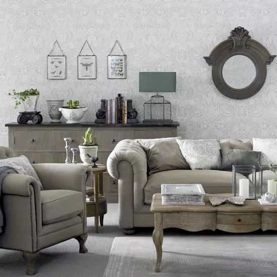 Harveys Sofas Grey Great Schemes With Mix-and-match Living Room Chairs