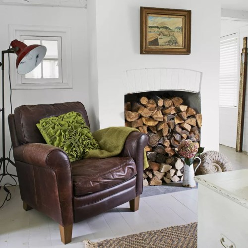 Medium Of Interior Design Of A Living Room