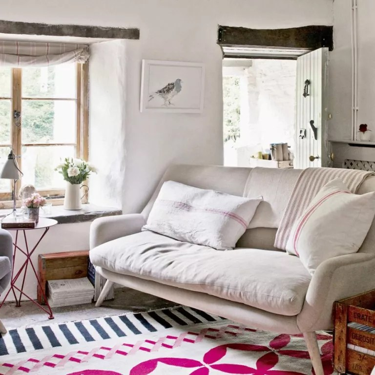 Sofa For Small Living Room Small Living Room Ideas How To Decorate A Cosy And Compact