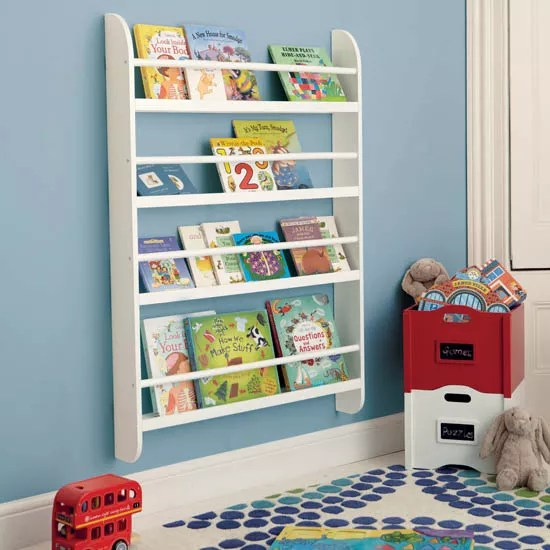 Ikea Childrens Bookshelf How To Create The Ultimate Kids' Reading Corner | Ideal Home