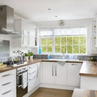 U-shaped kitchen ideas  designs to suit your space