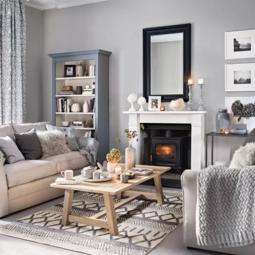 Medium Of Living Room Interior Designs Photos