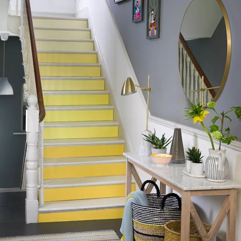 Staircase Ideas For Small Houses Staircase Ideas For Your Hallway That Will Really Make An Entrance