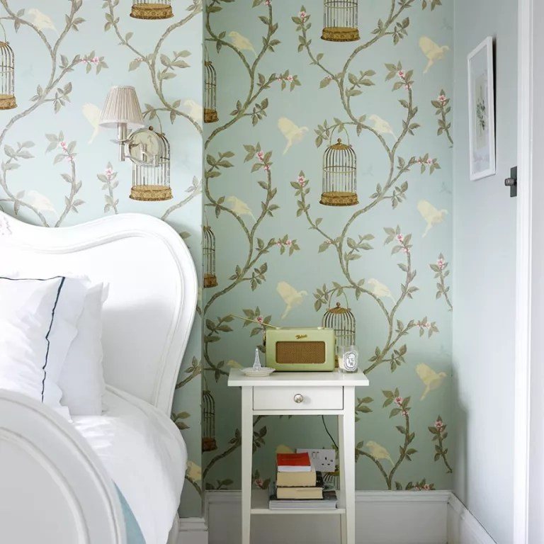 Duck Egg Wallpaper Bedroom Ideas Duck Egg Bedroom Ideas To See Before You Decorate