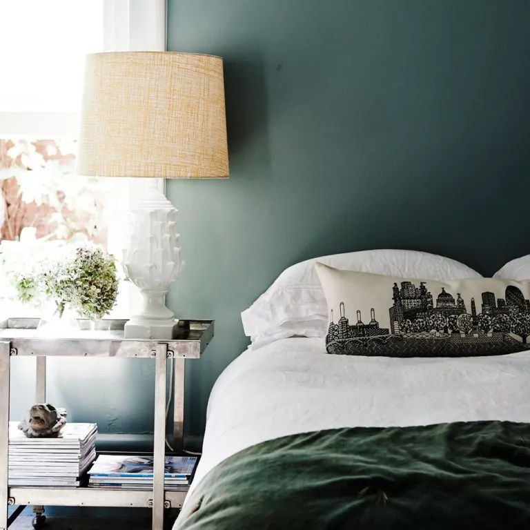 How to decorate with green, the most peaceful of colours